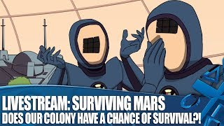 Surviving Mars on PS4 - Do we have a chance of survival?!