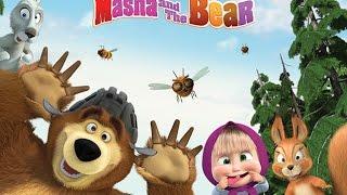 Masha and The Bear. Cartoon games android.