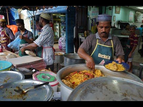Iftar Market in Kuala Lumpur Malaysia