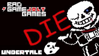 Bad GameJolt Games - #1 - UNDERTALE Fangames