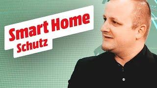 Wie schütze ich mein Smart Home vor Außenangriffen? | MediaMarkt Smart Wohnen