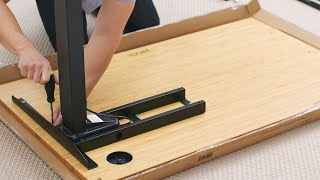 How to Assemble y๐ur Fully Jarvis Standing Desk