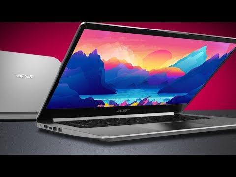 The Best Budget Laptop For Students: Acer Swift 1!