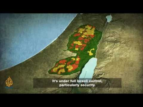 Palestine Remix - Dividing The West Bank