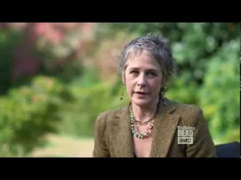 Melissa McBride interview youtube