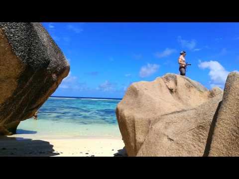 Anse Source D'Argent   La Digue Island   Seychelles