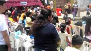 municipalidad de la perla campañas sociales