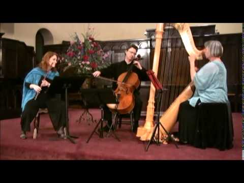 Claude Debussy, Reverie, Pacific Arts Trio