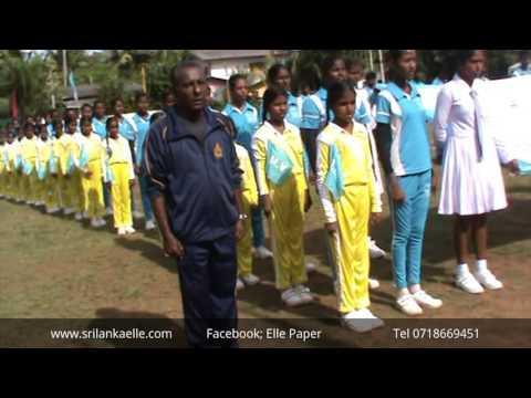 Sri Lanka Elle:Battle of the Beach First School Big Match in Sri Lanka Elle History