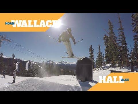 SLVSH    Alex Hall vs. Noah Wallace