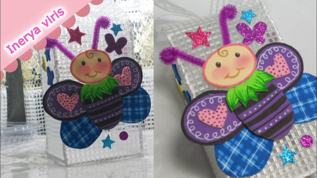 C mo decorar dulceros de fiesta cumplea os mariposa tierna for Decoraciones para decorar
