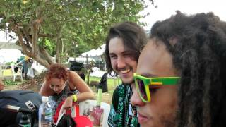 Jamaica 2015 MASS CANNABIS Session @ Cannabis Cup