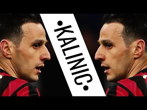 Nikola Kalinić • 2017/18 • Milan • Best Skills & Goals • HD