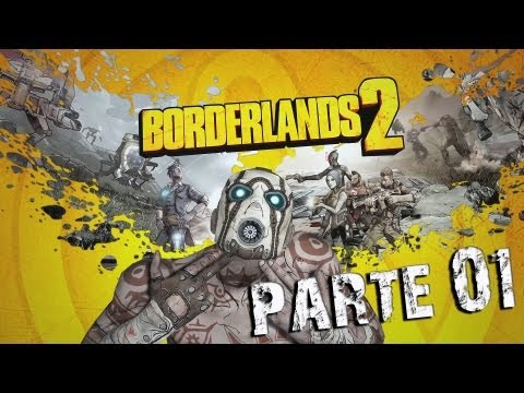 Guía Borderlands 2 Comentada en español HD PS3/PC/XBOX360 parte 01