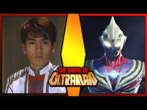 The Birth Of Ultraman Tiga !