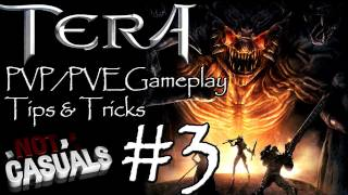 ★ Tera Online Gameplay - Dungeon Boss - First Instance Bastion of Lok  - Berzerker Class - PC HD