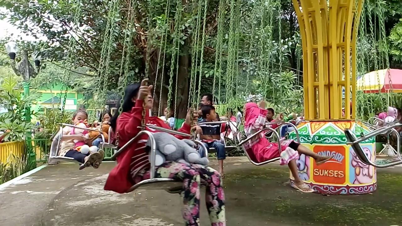 Wahana Wisata Anak Waduk Gajah Mungkur Wonogiri Youtube