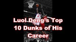 Luol Deng's Top 10 Dunks thumbnail