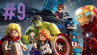 Lego Marvel Avengers #9