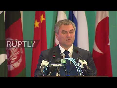 Pakistan: 'Successful fight against terrorism possible' - State Duma Chairman Volodin