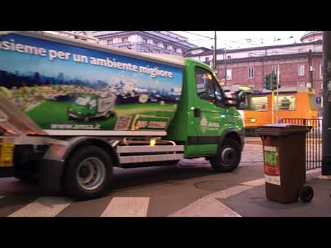 An European journey the bio waste collection HD