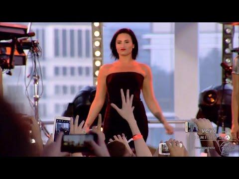 Demi Lovato no Brasil - Live in São Paulo