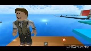 Playing my map on ROBLOX