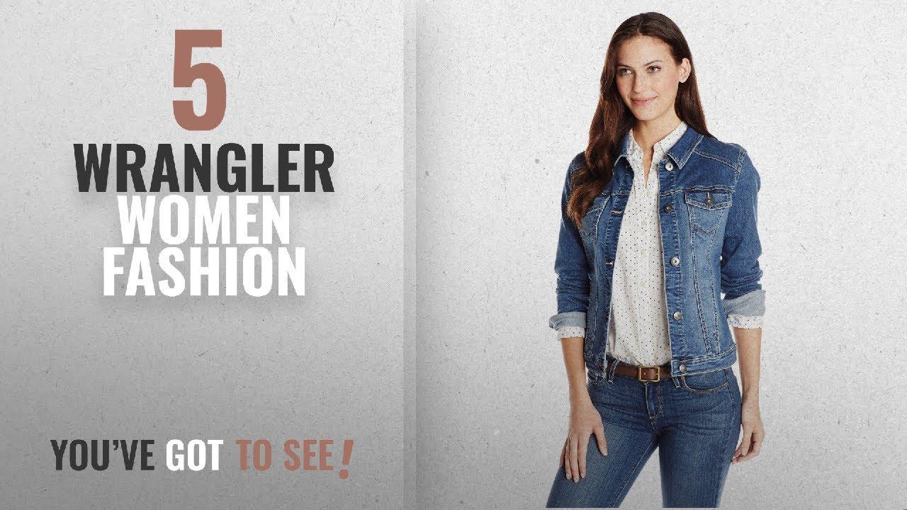 bfb0b361aa7 Wrangler Women Fashion [2018 Best Sellers]: Wrangler Authentics ...