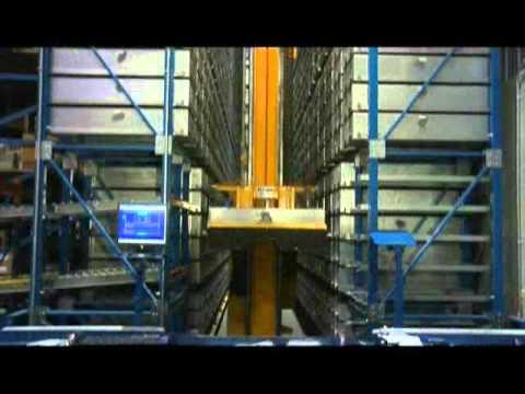 Dematic As Rs Ml 350 Mini Load Storage Amp Retrieval