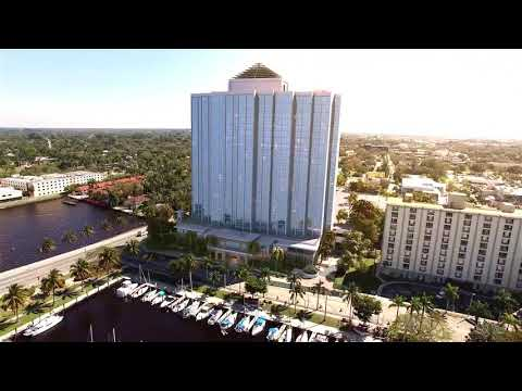Expert Architectural CGI Animation using Drone