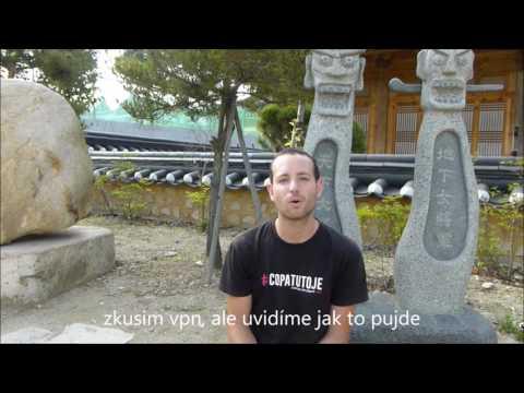 Slavek Kral introduction plus Gyeongju, South Korea
