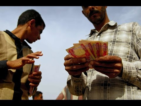 Some Iraqi Citizen Bought Dinar With Dollars Just Like Us