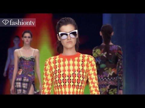 Just Cavalli Spring/Summer 2014 FULL SHOW | Milan Fashion Week MFW | FashionTV