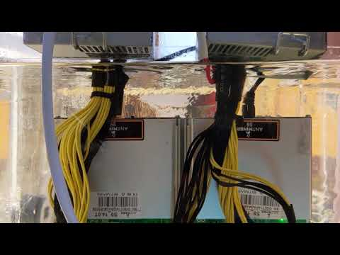 DIY Immersion Mining Antminer S9 - Part 1