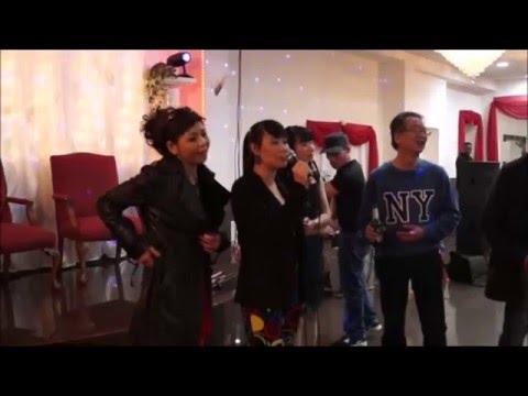 Karaoke Tam Hoai & Cao Uyen, 30. 04. 2016(f)