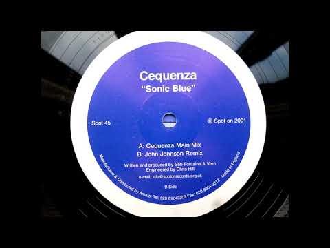 Cequenza - Sonic Blue (John Johnson Remix) [2001]