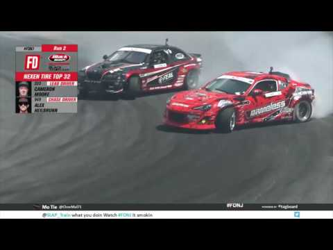 FD New Jersey Round 4: Full Event Commercial Free