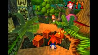 Crash Bandicoot 2 Mod #4 The Pits