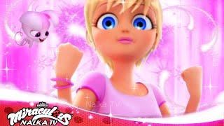 🐞New Transformation Rose Piggy MIRACULOUS | SEASON 4 |🐞Hawk Moth Ladybug and Cat Noir (Fanmade)
