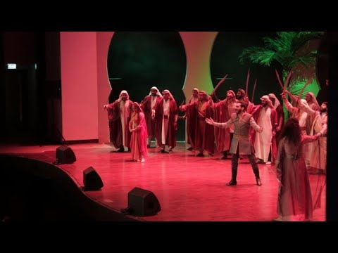 Opera makes its debut in Saudi Arabia's Riyadh