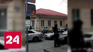 В центре Ростова-на-Дону произошел взрыв