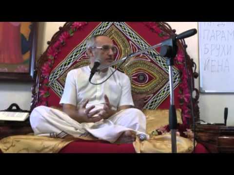 Шримад Бхагаватам 4.25.5 - Аударья Дхама прабху