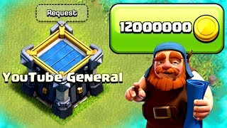 THE MOST EXPENSIVE UPGRADE IN CLASH OF CLANS HISTORY!