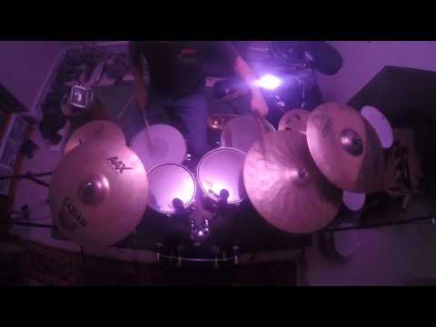 John Legend - All Of Me (Tiësto's Birthday Treatment Remix) - Drum Cover [STUDIO QUALITY]