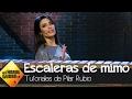 Pilar Rubio se atreve con el difícil efecto de la 'escalera del mimo'  - El Hormiguero 3.0