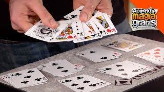 El truco de magia mas fácil del mundo con cartas | Truco de magia revelado