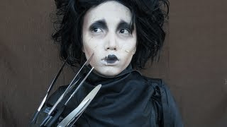 Johnny Depp Make-up Transformation  (Edward Scissor Hands,Captain Jack Sparrow & Willy Wonka ) thumbnail