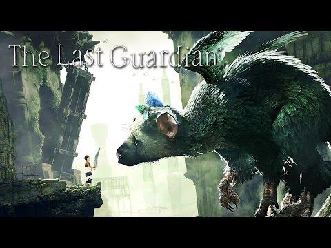 Видео, The Last Guardian ДАВАЙ ВЗГЛЯНЕМ  СКАЗКА О МАЛЬЧИКЕ И ЗВЕРЕ-ЛЮДОЕДЕ