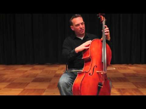 Cello Instruction: Extended 4 or