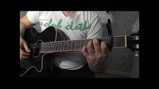 Czerwone Gitary - Biały Krzyż (fingerstyle guitar cover by Jarek Bunos)